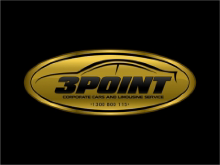 3 Point Corporate Cars logo
