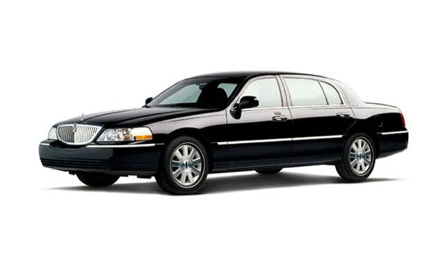BlackCar LA vehicle 1