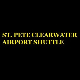 St. Pete Clearwater Airport Shuttle logo