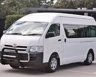 Legend Tours & Travel vehicle 1