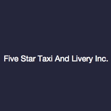 Five Star Taxi And Livery Inc