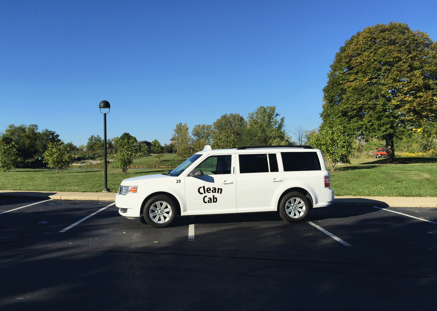 Clean Cab Ohio vehicle 1