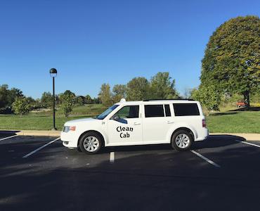 Clean Cab Ohio vehicle 1