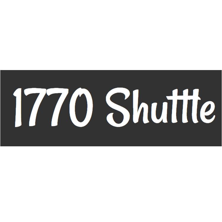 1770 SHUTTLE logo