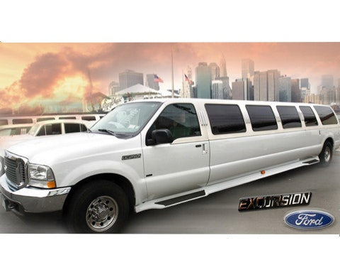NY Travel Limo Corp vehicle 1