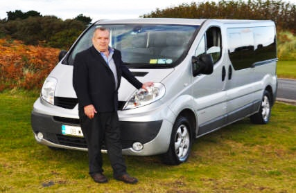 Peter 8 Seater Taxi vehicle 1