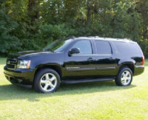 Dark Horse Limousine Company vehicle 1