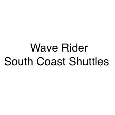 Wave Rider South Coast Shuttles