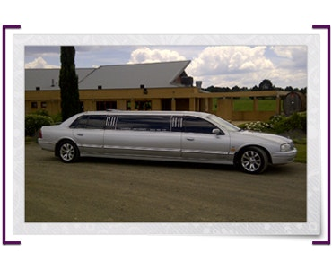 Camden Limousines and Hire Car Service vehicle 1