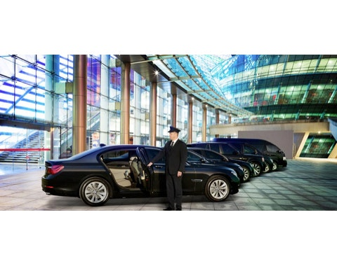 Hughes Chauffeured Cars - Limousines - Coaches vehicle 1