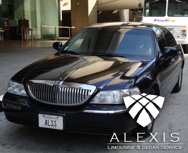 Alexis Limousine vehicle 1