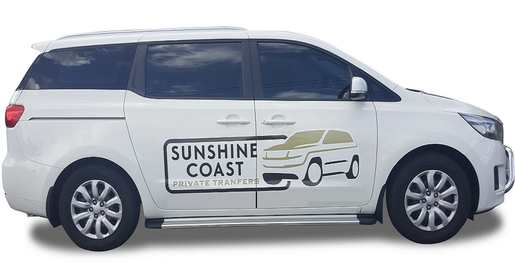 Sunshine Coast Private Transfers vehicle 1