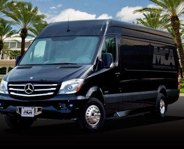 MCA Transportation vehicle 1