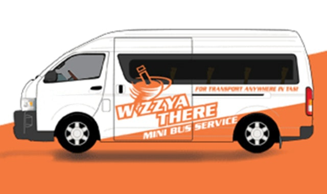 Wizzya There Mini Bus Service vehicle 1