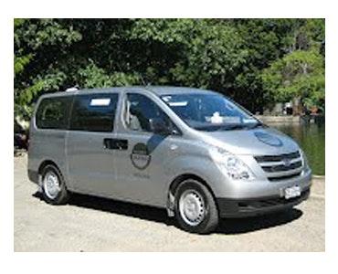 Masterton Shuttles vehicle 1