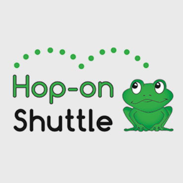 Hop-on Shuttle logo