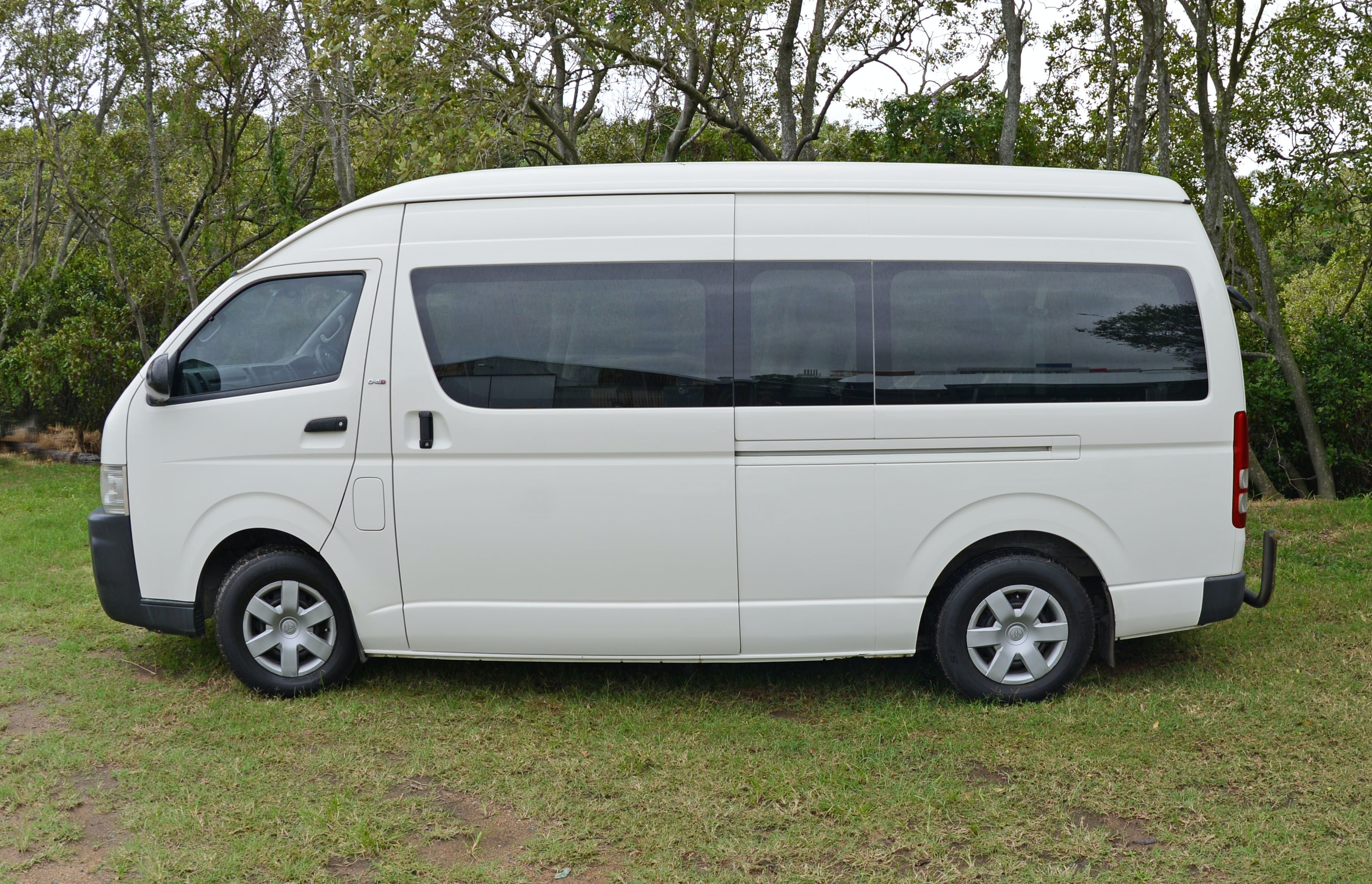 Brisbane Mini Bus Charter vehicle 1
