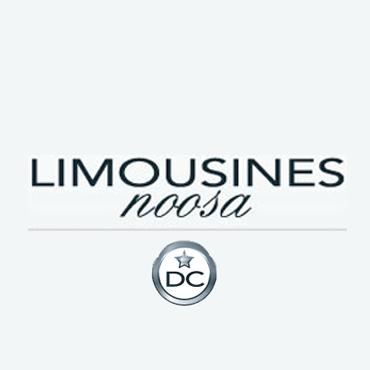 DC Limousines Noosa logo