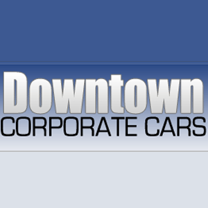 Downtown Corporate Cars logo