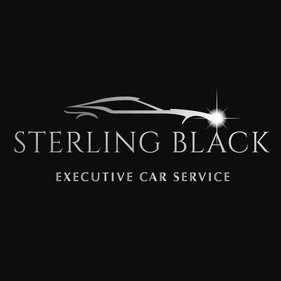 Sterling Black Car Service logo
